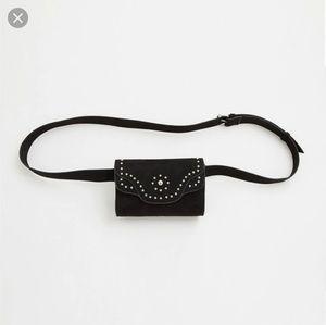 Torrid Black Studded Belt Belt